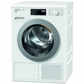 Miele TCH620 WP Eco XL T1 Heat-pump tumble dryer with A+++, 1–9 kg load and EcoDry technology